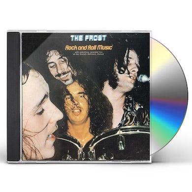 Frost ROCK N ROLL MUSIC CD