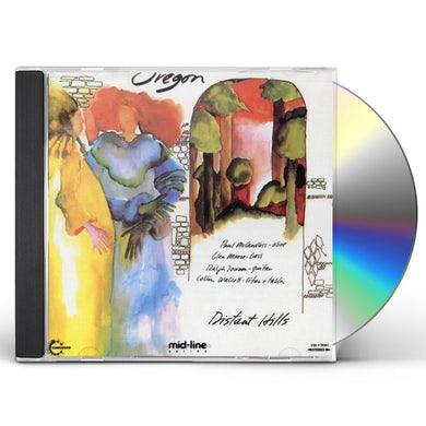 Oregon DISTANT HILLS CD