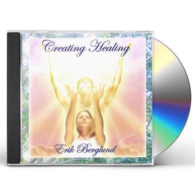 Erik Berglund CREATING HEALING CD
