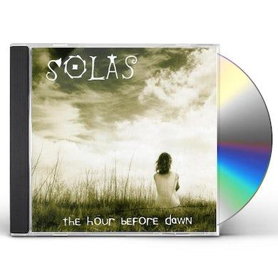 Solas HOUR BEFORE DAWN CD