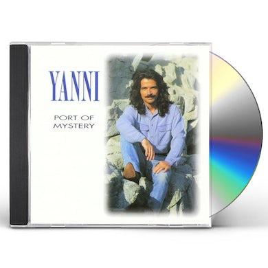 Yanni PORT OF MYSTERY CD
