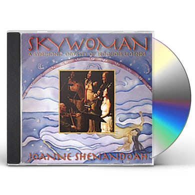 Joanne Shenandoah SKYWOMAN CD
