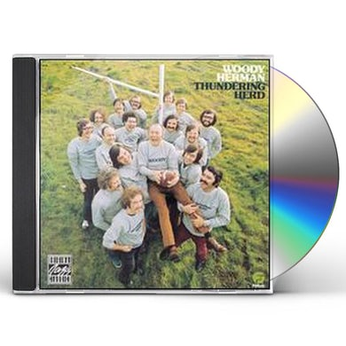 Woody Herman THUNDERING HERD CD