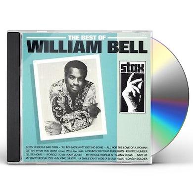 William Bell BEST OF CD