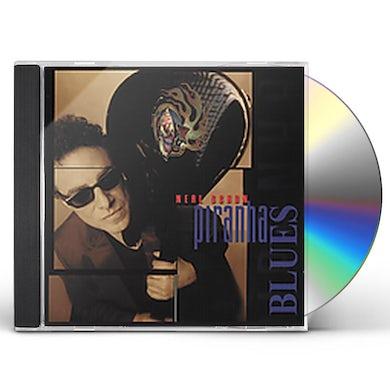Neal Schon PIRANHA BLUES CD