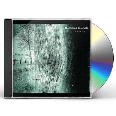 Hilliard Ensemble LASSUS CD