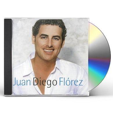 Juan Diego Florez TENOR CD
