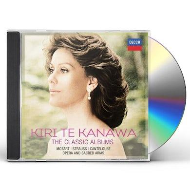 Kiri Te Kanawa THE CLASSIC ALBUMS CD