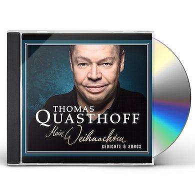 Thomas Quasthoff MEIN WEIHNACHTEN CD