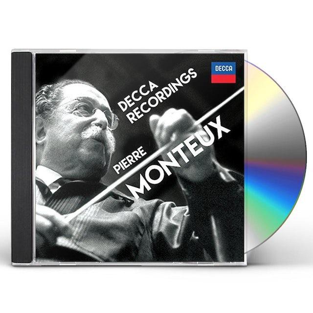 Pierre Monteux DECCA RECORDINGS CD