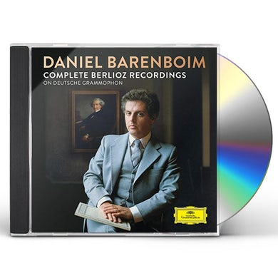 Daniel Barenboim COMPLETE BERLIOZ RECORDINGS ON DEUTSCHE GRAMMOPHON CD