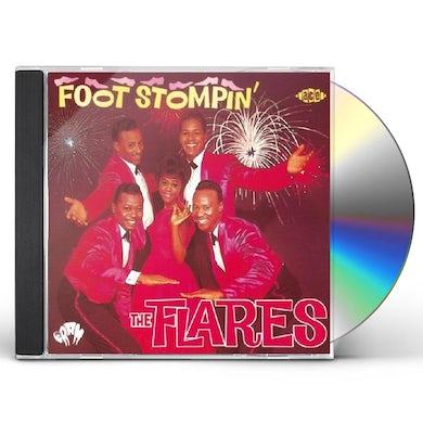 Flares FOOT STOMPIN CD