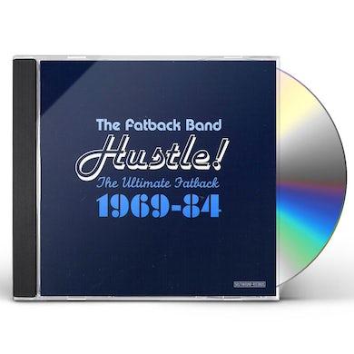 HUSTLE THE ULTIMATE Fatback Band 1969-84 CD