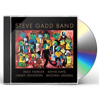 STEVE GADD BAND CD