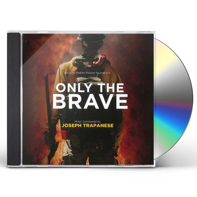 Joseph Trapanese ONLY THE BRAVE / Original Soundtrack CD