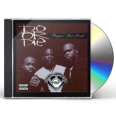 Do Or Die PIMPIN AIN'T DEAD: CHOPPED & SCREWED CD