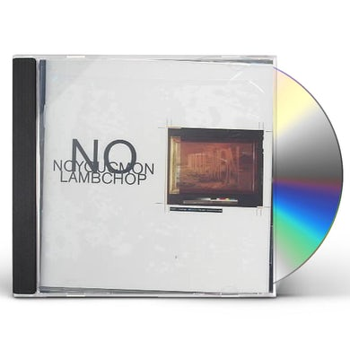 Lambchop NO YOU CMON CD