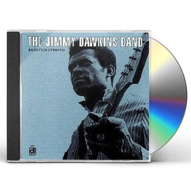 Jimmy Dawkins BLISTERSTRING CD