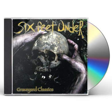 Six Feet Under GRAVEYARD CLASSICS CD