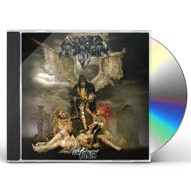 Lizzy Borden APPOINTMENT WITH DEATH CD