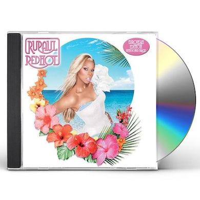 Rupaul RED HOT (EUROPEAN EDITION) CD