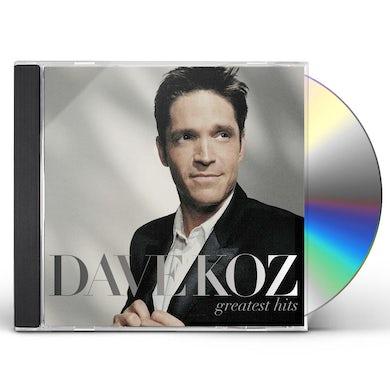 Dave Koz Greatest Hits CD