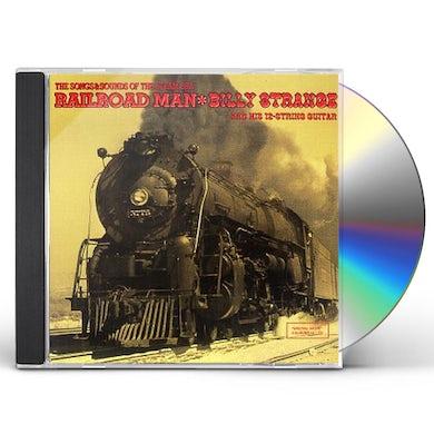 Billy Strange RAILROAD MAN CD