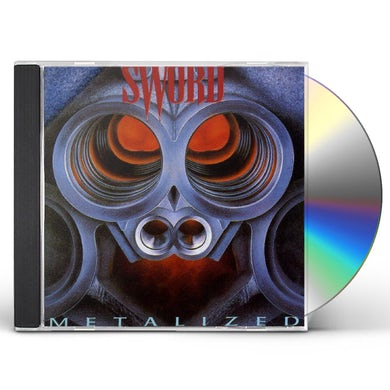 Sword METALIZED CD