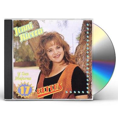 Jenni Rivera 17 EXITOS CD