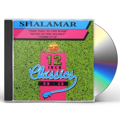 Shalamar TAKE THAT TO THE BAN/RIGHT IN THE SOCKET CD
