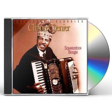 Clifton Chenier SQUEEZEBOX BOOGIE CD