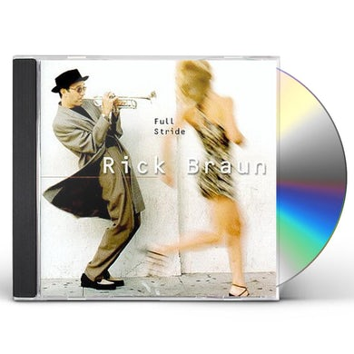 Rick Braun FULL STRIDE CD