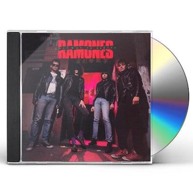 Ramones HALFWAY TO SANITY CD