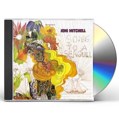 JONI MITCHELL (AKA - SONG TO A SEAGULL) CD