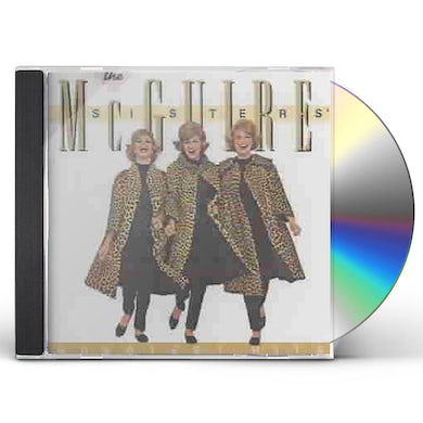 Mcguire Sisters GREATEST HITS CD