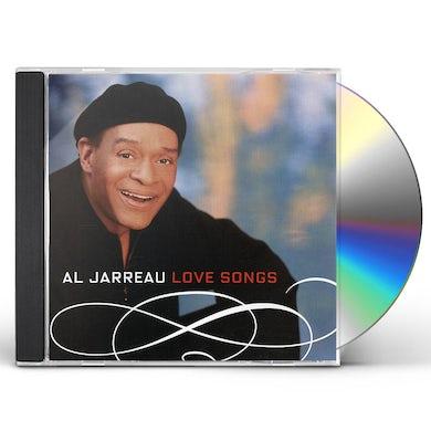 Al Jarreau LOVE SONGS CD