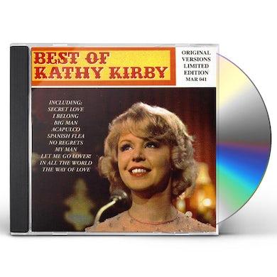 Kathy Kirby BEST OF CD