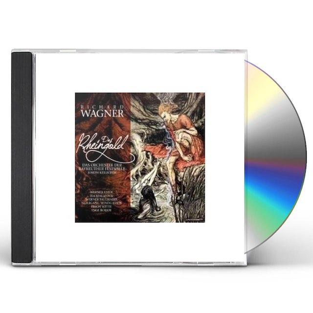 R. Wagner DAS RHEINGOLD CD