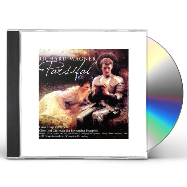 R. Wagner PARSIFAL CD