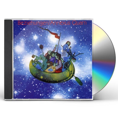 Annexus Quam BEZIEHUNGEN CD