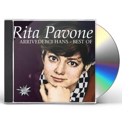 Rita Pavone BEST OF CD