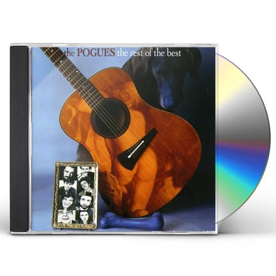 The Pogues REST OF THE BEST CD
