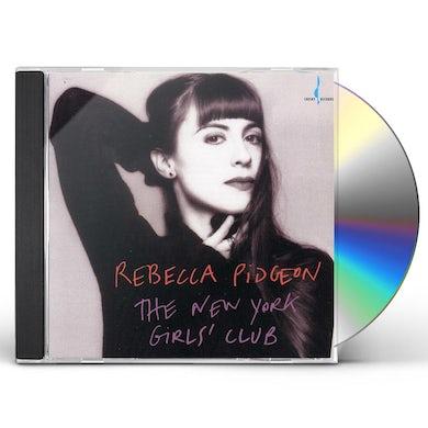 Rebecca Pidgeon N.Y. GIRLS CLUB CD