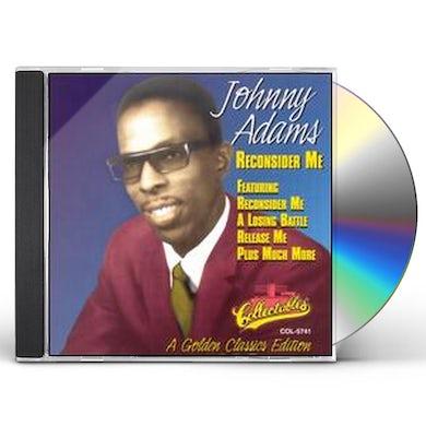 Johnny Adams RECONSIDER ME GOLDEN CLASSICS EDITION CD