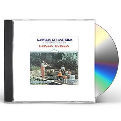 Rahsaan Roland Kirk RAHSAAN RAHSAAN CD