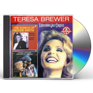 Teresa Brewer SONGS OF BESSIE SMITH / COTTON CONNECTION CD