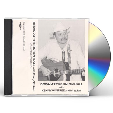 DOWN AT THE UNION HALL CD