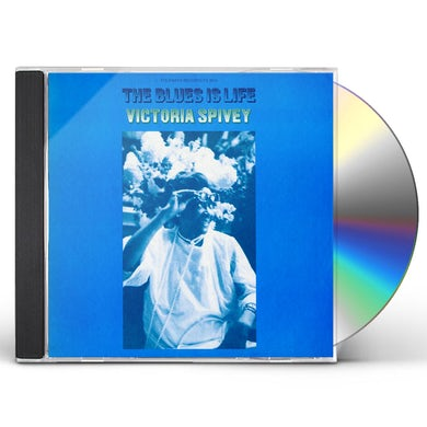 Victoria Spivey THE BLUES IS LIFE CD