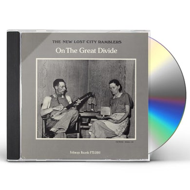 New Lost City Ramblers ON THE GREAT DIVIDE CD
