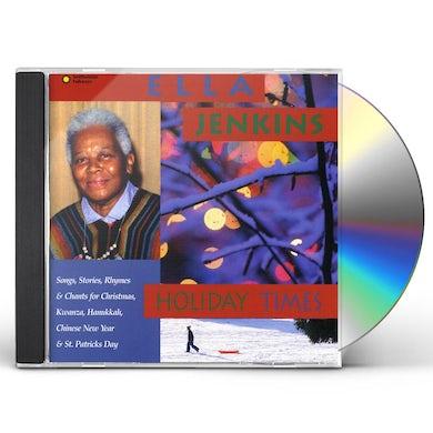 Ella Jenkins HOLIDAY TIMES CD